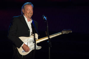 <p>Boz Scaggs performs onstage at the 42nd Annual Songwriters Hall of Fame Awards in New York, Thursday, June 16, 2011.</p>