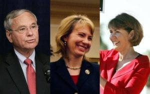 GOP targets 3 Ariz. Dems after health vote