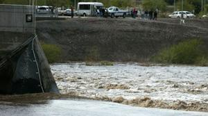 Storm one of biggest in Valley's history