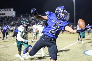 Photos: Chandler vs Basha football