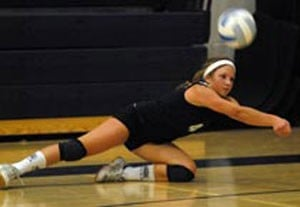 Willow Canyon spikers romp in opener