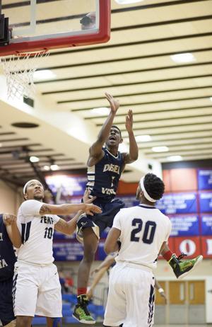 Basketball: DV vs Tempe