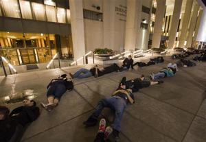 Mormon Church Protest