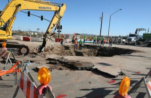 Gilbert waterline to be repaired by Wednesday