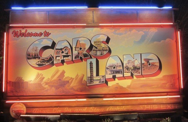 Cars Land