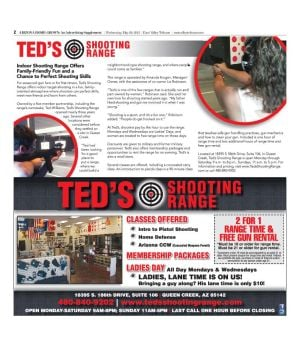 Ted's Shooting Range