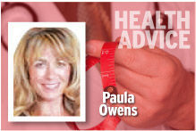 Health Advice Paula Owens
