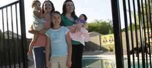 Chandler mom a pool fence winner
