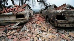Power tool may have sparked Calif. wildfire 