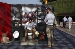 India Toilets for the Future