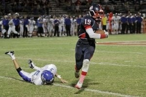 Centennial beats Westview with big plays, field position 