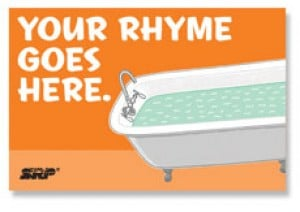 SRP Water safety rhyme image