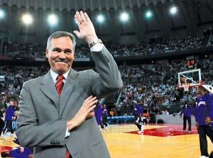 Twenty-question timeout: Another side of D'Antoni