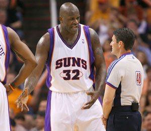 Suns GM Kerr says Shaq trade a success