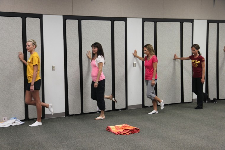 Canyon Rim health classes
