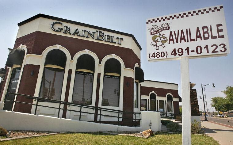 'GrainBelt' Building