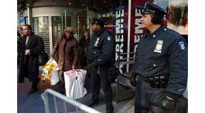 New terror alert prompts tighter security