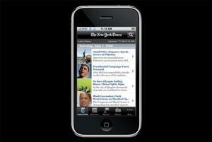 Survey: 26% of Americans get news via phone