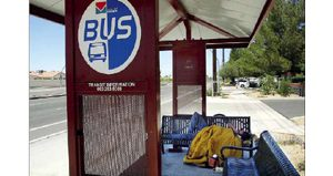 Buses not stopping at new Mesa bus shelters