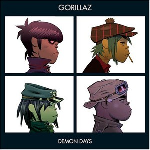 Gorillaz 'Demon Days'