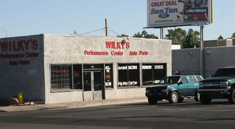 Wilky's Performance Center
