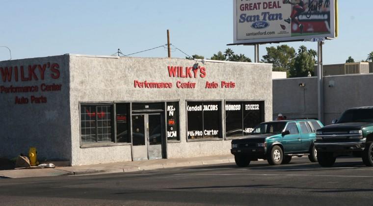 Wilky's Performance Center