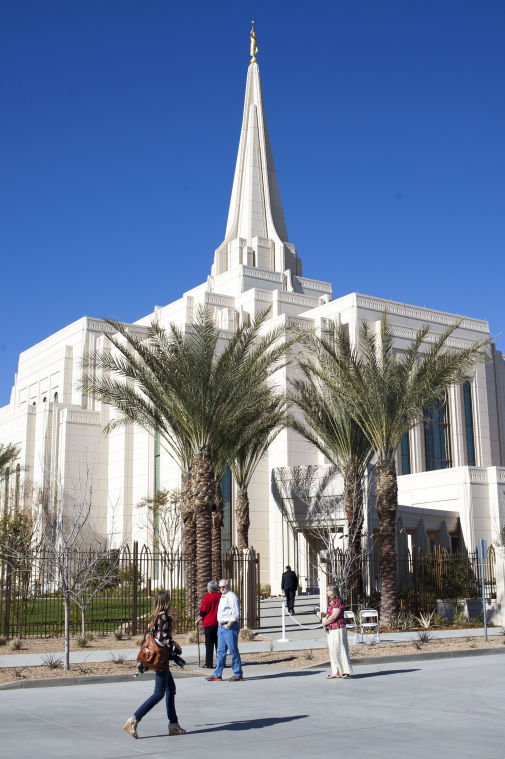 Gilbert Mormon Temple