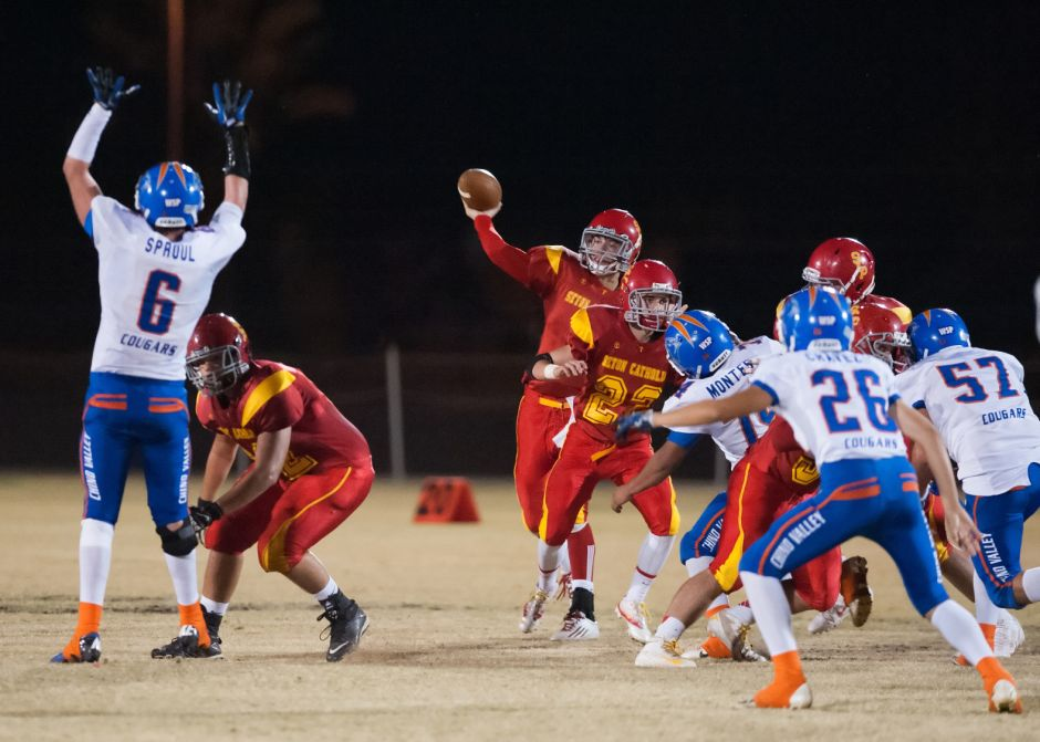 Chino Valley at Seton 10/25/2013