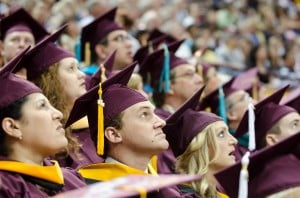 ASU Graduation Spring 2012