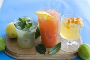 Food-Regional Rums-Recipes