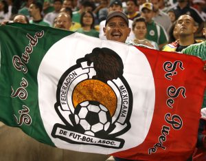 Mexico thrills its soccer fans with win