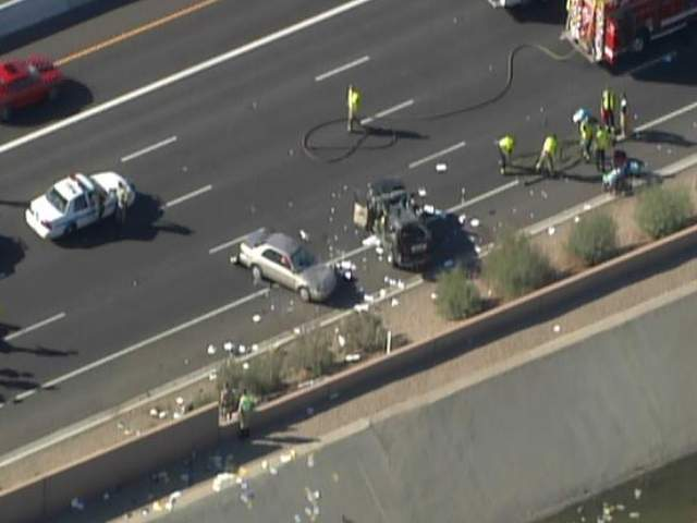 Loop 202 crash
