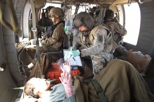 Mountain Dustoff Medevac Unit