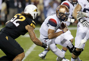 Photos:  Arizona State vs. Arizona