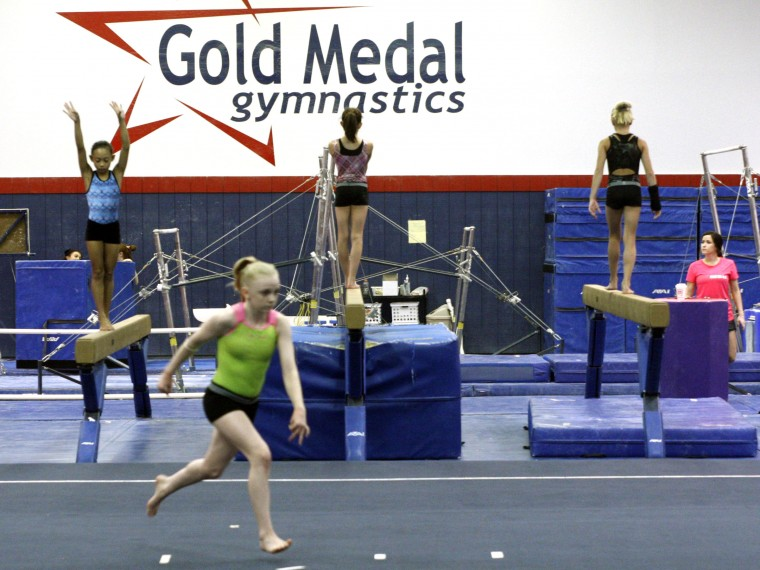 Gold Medal Gymnastics
