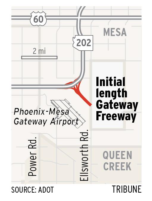 State Route 24 - Gateway Freeway