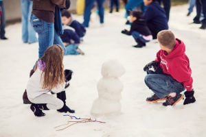 Snow Week at Arizona Science Center