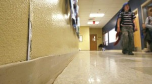 Structural problems plague Gilbert school