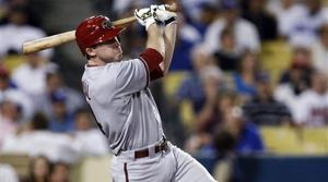 D-Backs beat Dodgers in 10th inning