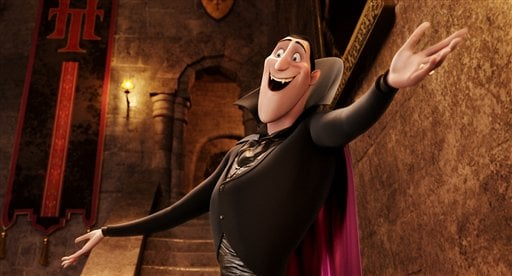 Film Review Hotel Transylvania