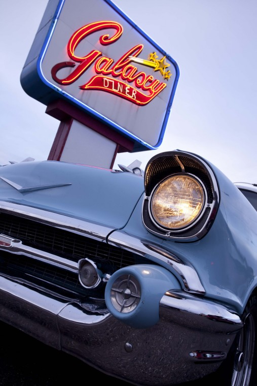 Route 66 Galaxy Diner