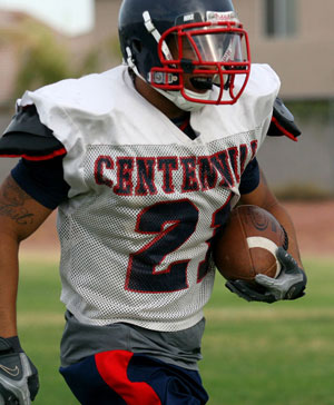 FOOTBALL GAME OF THE WEEK: Brophy at Centennial