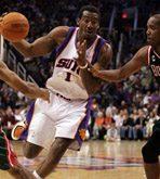 Suns cash in against Bucks