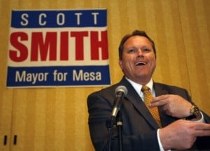 Vice Mayor Walters endorses Smith for Mesa mayor