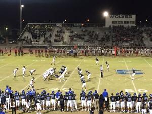Chandler pulls away from Red Mountain in 54-14 win