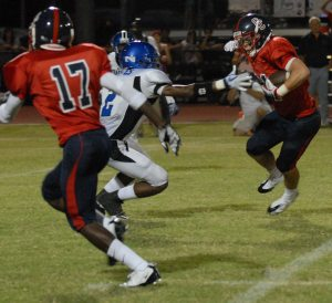 Centennial wins shootout with Chandler in final seconds