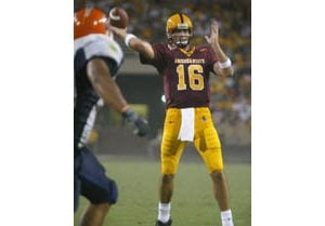 ASU game with USC draws 1996 comparisons