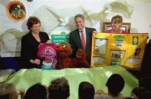 'Sesame Street' returns to Israel