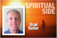 Spiritual Side Brad Butler