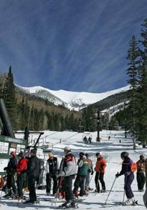 Arizona Snowbowl set to open Thursday